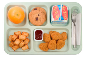 Schools and Cafeterias
